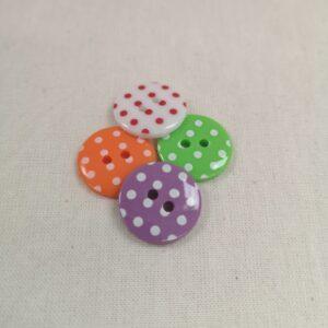 Spots Buttons Size 28