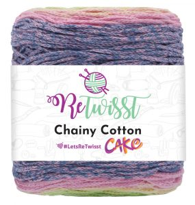 retwisst chainy cotton cake rcc07
