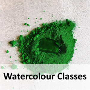 Beginners Watercolour Painting Classes