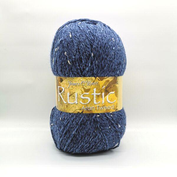 Rustic Aran with Wool