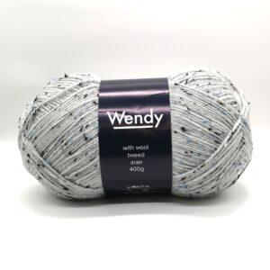 Wendy with Wool Aran Tweed