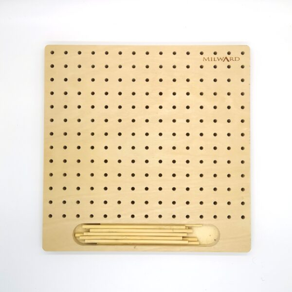 Milward Blocking Board with 12 Pins