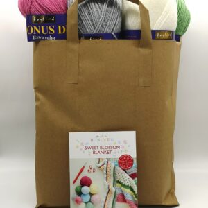 Sirdar Sweet Blossom Blanket CAL Pack