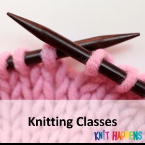 Beginners Knitting Classes