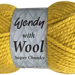 Wendy with Wool Super Chunky 100g