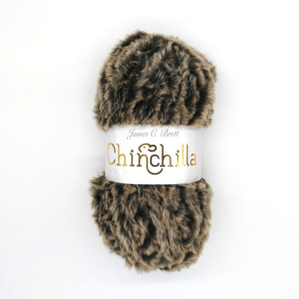 Chinchilla by James C Brett