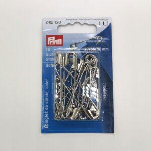 Prym Safety Pins – Silver